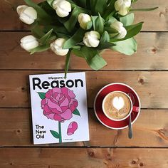 Good morning Tuesday! Hello Weapons of Reason  Issue 3: The New Old. Its an eight-issue publishing venture to understand and articulate the interconnected global issues shaping our world. Each issue is split into three sections taking a deep dive into the past present and future of its chosen topic. Weapons of Reason isn't about finding answers it's about asking the right questions exploring the facts at hand and providing ways to inspire action. Now available in our store (link in our…