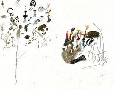 drawings by artist helene jeudy