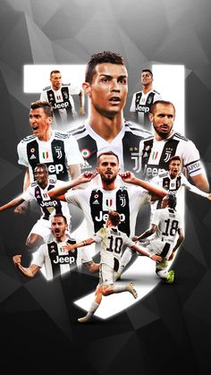 Juventus Soccer, Juventus Players, Juventus Fc, City Football Group, Best Football Players, Football Fans, Cristiano Ronaldo Style, Cristiano Ronaldo Juventus, Juventus Wallpapers