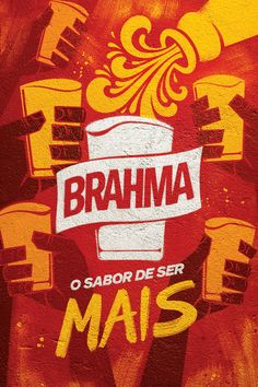 Africa | Brahma - Posters on Behance