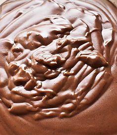 Crema pastelera de chocolate en termomix