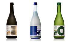 Joto Sake packaging by Parallax branding