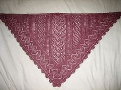 Ravelry: Tiger Eye Shawl pattern by Hazel Carter Shawl Patterns, Knitting Patterns, Lace Scarf, Knitted Shawls, Lace Knitting, Natural Light, Chains, Stitches, Twin