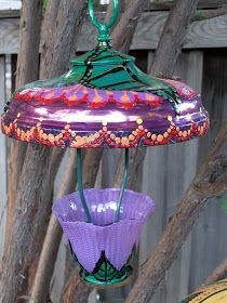Light globe project on pinterest light globes table for Repurposed light globes