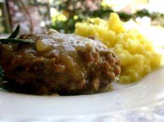 Amish Salisbury Steak Recipe
