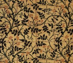 William Morris 'jasmine trellis' 1868 'Jasmine Trellis' printed textile design by William Morris, produced by Morris, Marshall, Faulkner & Co in William Morris Patterns, William Morris Art, Art Deco, Art Nouveau, Morris Wallpapers, Found Art, Arts And Crafts Movement, Fauna, Craftsman Style