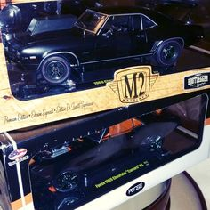 Mail call! Last week trade. Big shout-outs to @hwdiecast209 for an amazing trade thank you sir! A+ recommend. Excellent pack & fast shipping @m2machines 1:24 scale #diecast #m2machines #m2 #camaros #chevycamaroz28