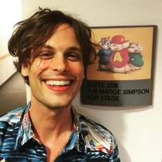 Matthew Gray Gubler's Cutest Instagram Pictures, Because Why Not?
