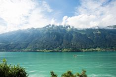 Brienzersee Web Design, Seen, River, Mountains, Nature, Outdoor, Marketing, Europe, Lucerne
