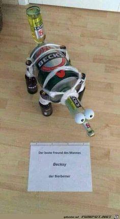 lustiges Bild 'Becksy.jpg'- Eine von 25064 Dateien in der Kategorie 'witzige Bilder' auf FUNPOT.