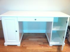 ikea aspelung desk assembled in Gaithersburg MD by Furniture assembly experts LLC. Call 240-705-2263