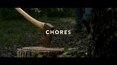 Chores - Official Trailer by Terence Bernardo.