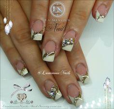 Luminous Nails: Bridal/Wedding Nails...