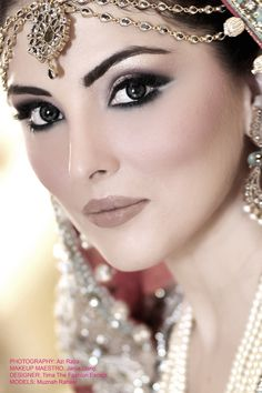 Classic Traditional make over for your Wedding Day