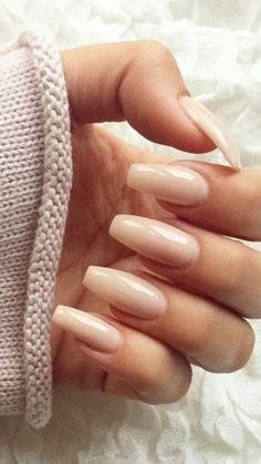 coffin nails #nails #nailart