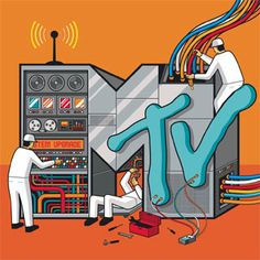I want my Mtv back!!!