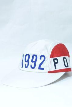 POLO RALPH LAUREN 1992 Stadium Collection CAP WHITE¥37,800(TAX IN)