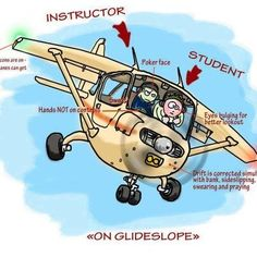 TGIF aviation - It's all flying fun.... enjoy and fly safe! #learntofly #iloveaviation