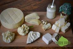 Foto z kurzu: Sýraření pro začátečníky Dairy, Butter, Cheese, Recipes, Food, Eten, Recipies, Ripped Recipes, Preserves