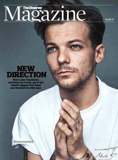 Louis Tomlinson | for the Observer available 6.25.17 | emrosefeld |