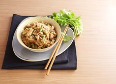 Poh's Chicken & Green Bean Fried Rice - SunRice