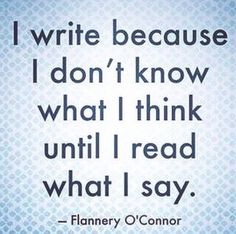 flannery oconnor statement thesis