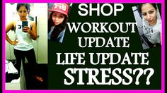 A Day in My Life | Life Update | WorkOut Update | GYM Shopping | Fat to ...