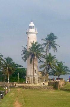 .. Bass Harbor Lighthouse, Lighthouse Lighting, Castle In The Sky, Beacon Of Light, Beautiful Architecture, Lighthouses, Sri Lanka, Castles, Beautiful Places