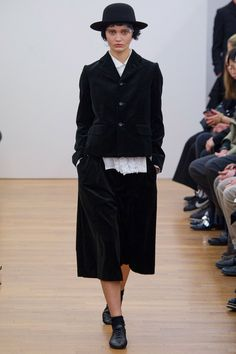 My favorite looks from Comme Des Garcons
