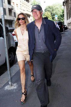 Richard Gere y Alejandra Silva, vacaciones en Milán