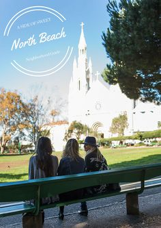 An awesome travel guide to the North Beach Neighborhood in San Francisco. It has Italian roots and is full of great places to eat - and shop!