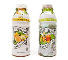 Before & After: HerbalMist - The Dieline - The #1 Package Design Website -