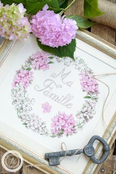Cross stitch blog, Veronique Enginger designs