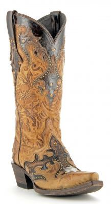 NEW! Womens Lucchese Boots