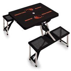 Oregon State University Portable Picnic Table w/Digital Print