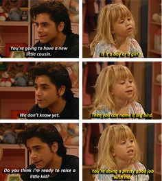 Full House Quotes Full House  Full House  Pinterest  Full House House And Full .