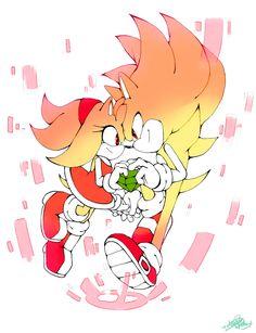 Super Amy e Super Sonic Sonic The Hedgehog, Silver The Hedgehog, Shadow The Hedgehog, Sonic Y Amy, Sonamy Comic, Sonic Franchise, Adrien Y Marinette, Sonic Adventure, Pokemon