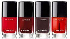 Smalti Chanel A/I 2017 2018: tutti i nuovi Colori   Purse & Co