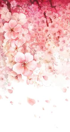 Wallpaperpinkflowers Wallpapers Pinterest Iphone Wallpaper