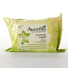 The 23 Very Best Beauty Products Of The Year: Face Cleanser: Aveeno Positively Radiant Makeup Removing Wipes http://www.prevention.com/beauty/beauty/best-beauty-products-makeup-wrinkle-creams-and-more?s=6&?cid=NL_PVNT_1833580_09102014_23bestbeautyproducts_text