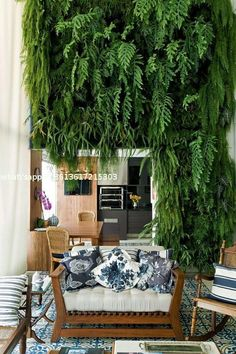 vertical plant wall - Google Search