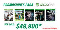 Promociones a diario en juegos de consolas  Ps4 / Ps3 / Xbox One / Xbox 360 / Nintendo