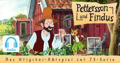 Pettersson und Findus Hörspiele und Kinderlieder bei Kixi – Kinderkino