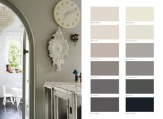 Plascon Paint Essential Collection: 108 Essential Colours -Soothing Palette