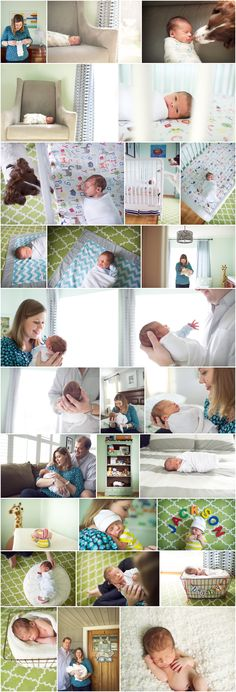 Beautiful newborn lifestyle session. @Susannah McGown you're trending on Pinterest! So cool!
