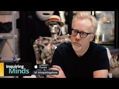 Adam Savage On Women In Science, Hollywood and Gamergate