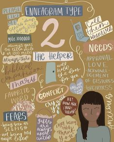 10 Things All Enneagram Type Two's Can Relate To On A Personal Level Mbti, Enfj, Enneagram Type 2, Enneagram Test, Personalidad Enfp, Infj Type, Self Discovery, Personality Types, Affirmations