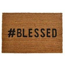 #BLESSED Doormat