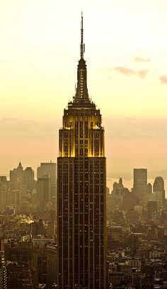 The Empire State...