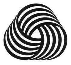 Pure new wool, by Franco Grignani 1964 via Abecedario Corporate Design, Corporate Identity, Identity Design, Logo Design, Visual Identity, Brand Design, Stencils, Famous Logos, Great Logos